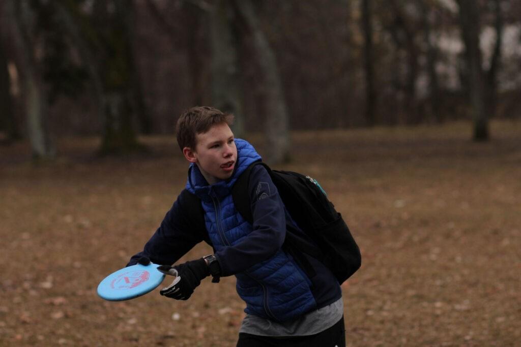 disc golf | frisbee golf